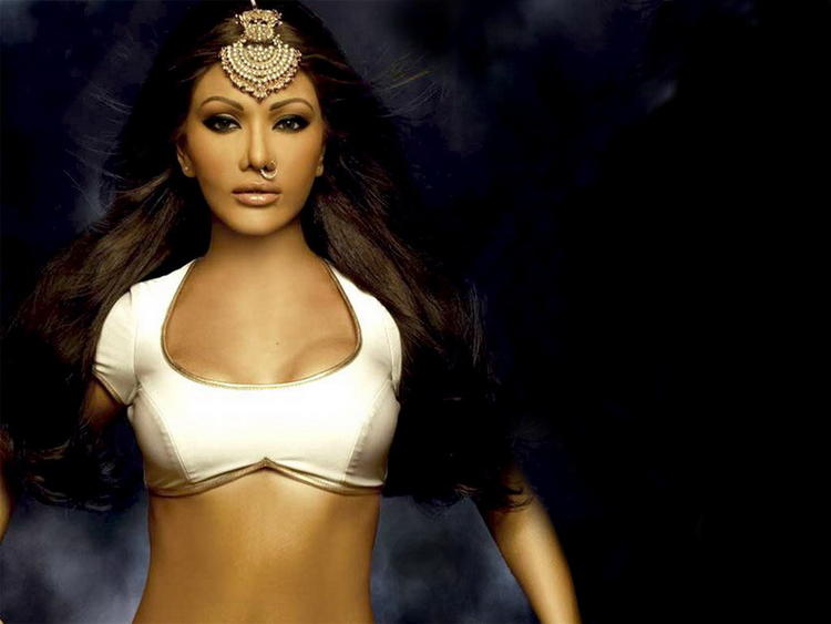 Koena Mitra Sexiest Look Wallpaper