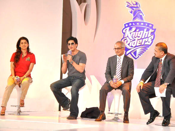 Kolkata Knight Riders get new logo ahead of IPL-5