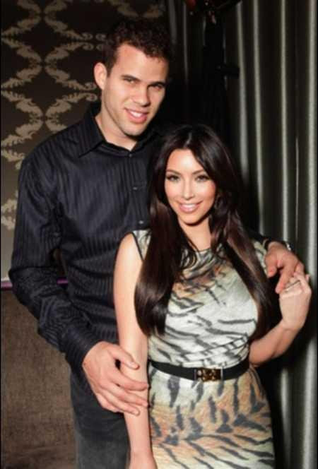 Kris Humphries Kim Kardashian Engaged