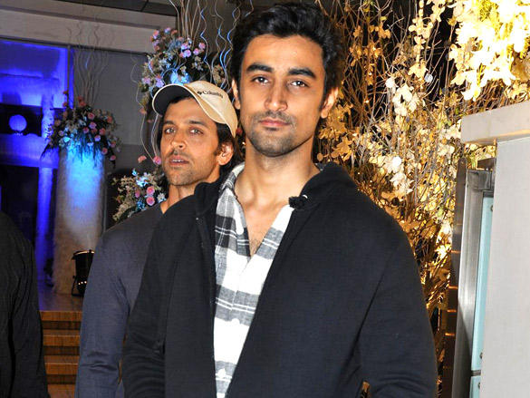 Kunal Kapoor at Hrithik Roshan hosted birthday party for sister Sunaina