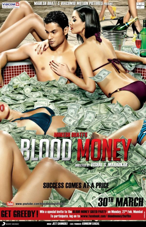 Kunal Khemu Blood Money First Look