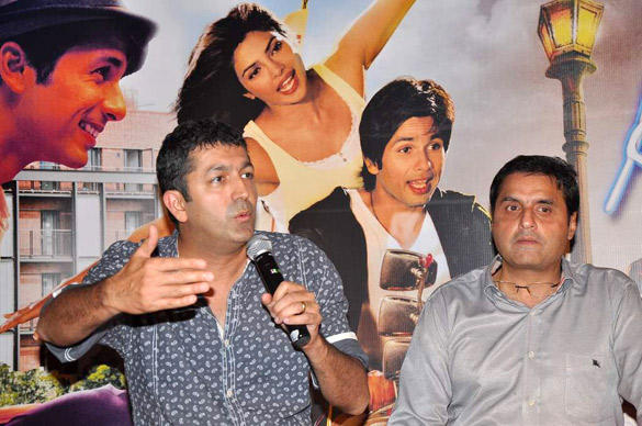 Kunal Kohli at Teri Meri Kahani Promo Launch