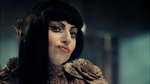 Lady Gaga Cute face Picture