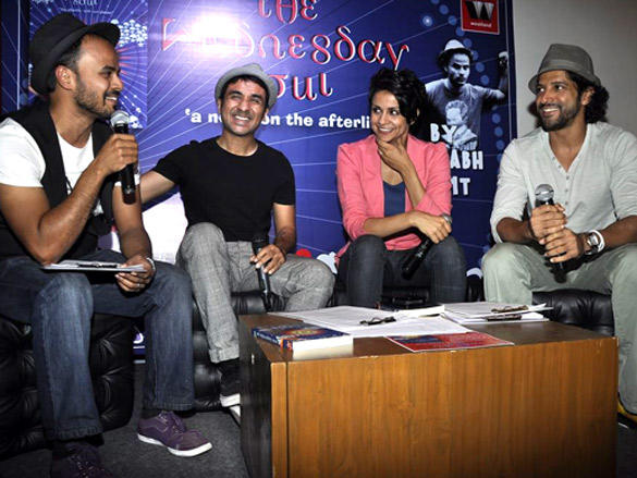 Launch of Sorabh Pant's book 'The Wednesday Soul'