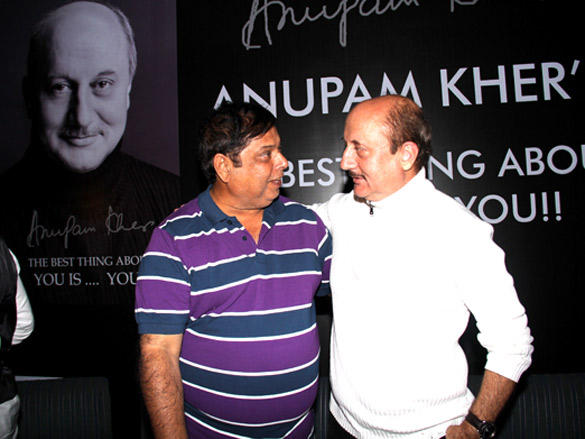 Launch of Anupam Kher book -The Best Thing About You is... You