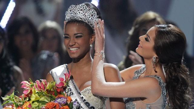 Miss Universe 2011 - Leila Lopes - Miss Angola