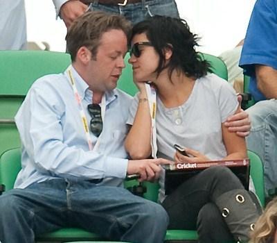 Lily Allen and Her Boyfriend Sam Cooper
