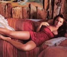 Lindsay Lohan Spicy Figure Photo Shoot