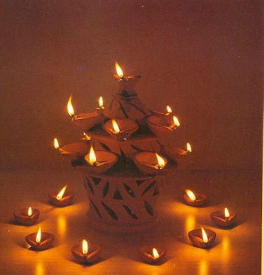 Lit your Lamp in Diwali