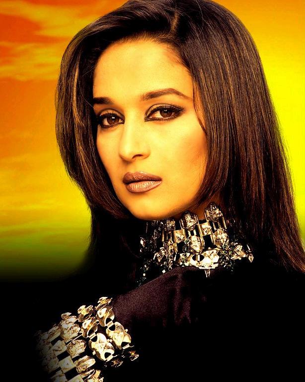 Madhuri Dixit Latest Gorgeous Face Wallpaper