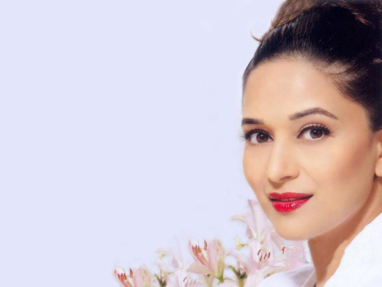 Madhuri Dixit - Your Calendar Girl