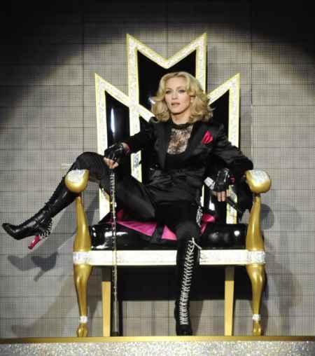 Madonna Latest Hot Photo Shoot