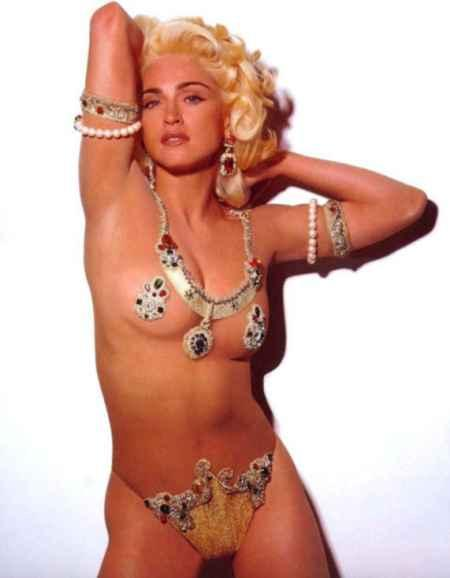 Madonna Latest Hot Sexy Photo Shoot