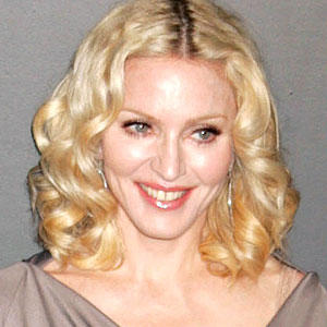 Madonna Looking Very Gorgeous