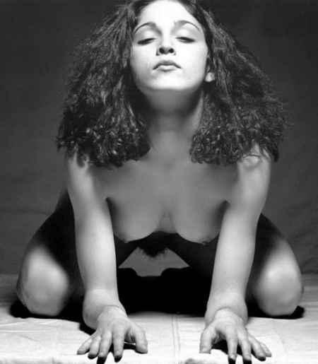 Madonna Nude Photo Shoot