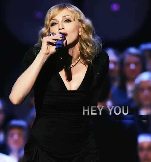 Madonna Performance Still
