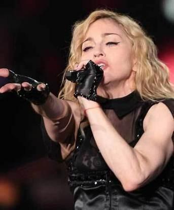 Madonna Performance Still