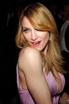 Madonna Sexy Face Still