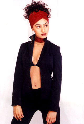 Mahek Chahal - The English Mem