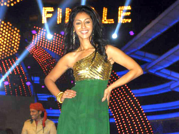 Mahek Chahal on Grand Finale