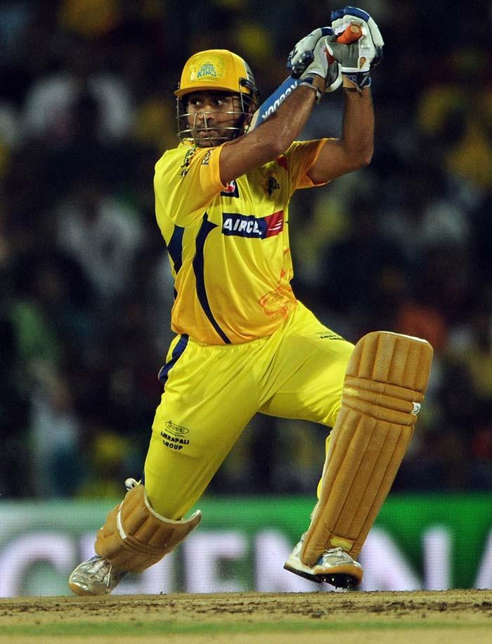 Mahendra Singh Dhoni Super Shot Still