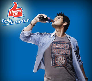 Mahesh Babu Special Shoot For Thums Up Posters