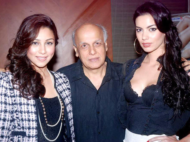 Mahesh Bhatt at Blood Money Promotional Event At JW Marriott