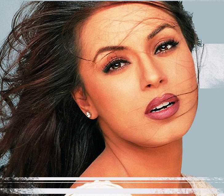 Mahima Chaudhary Spicy Lips Hottest Wallpaper