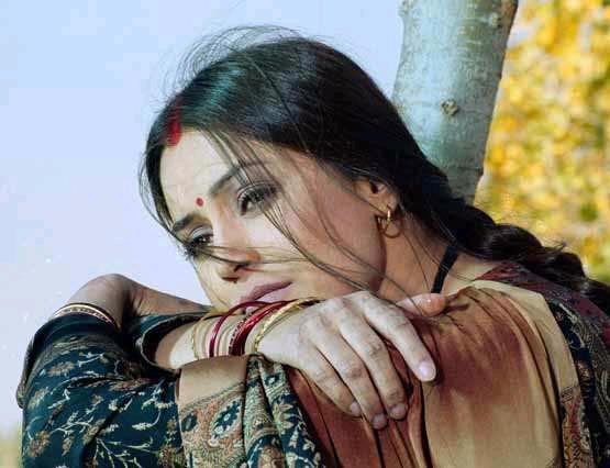 Mahima Chaudhary Stunning Face Film Pic