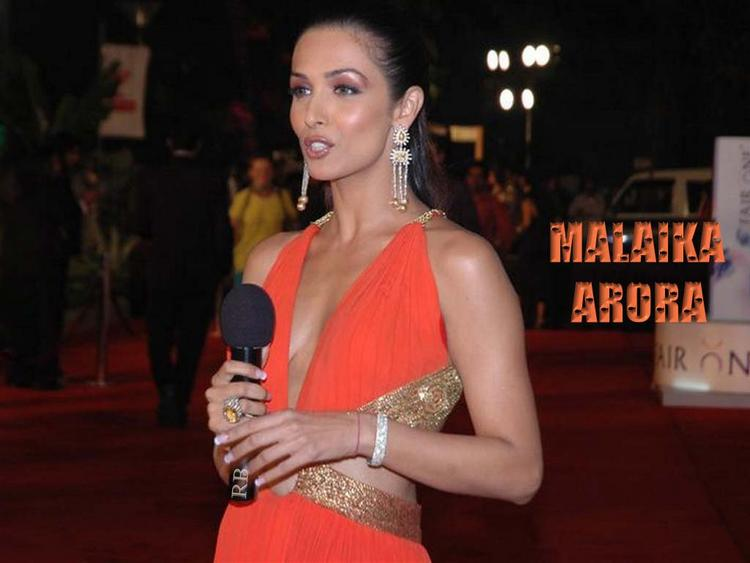 Malaika Arora Beauty Hot Look Wallpaper