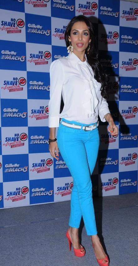Malaika Arora Khan Hot Still at No Shave No Lipstick Launch
