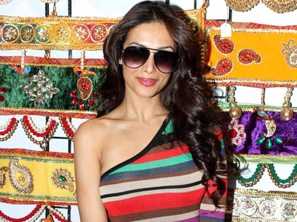Malaika Arora Khan Spotted at Smart Mart Charity Event
