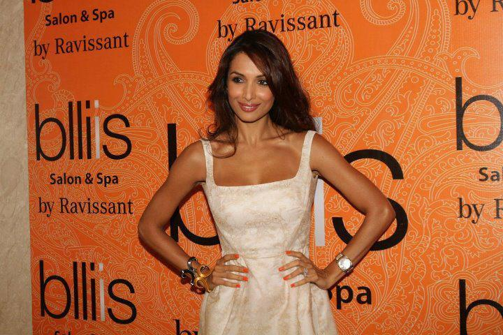 Malaika Arora Khan at the Launch of Blliis By Ravissant