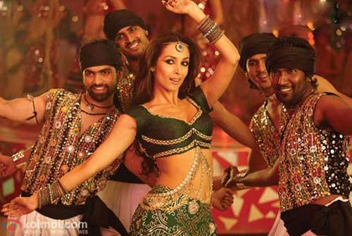 Malaika Arora Khan in Dabangg Movie Song Munni Badnaam Hui