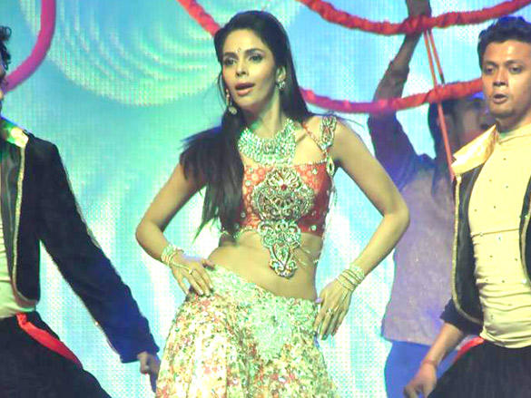 Mallika Moves on New Year Bash Party 2012