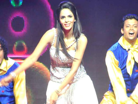 Mallika on New Year Bash Party 2012