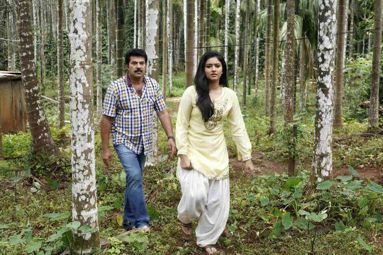 Mammootty,Poonam Bajwa In Shikari Kannada Movie
