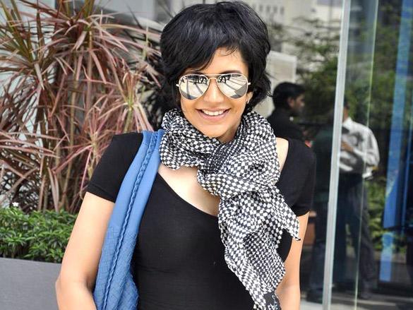 Mandira Bedi at  Neeta Lulla Birthday Brunch