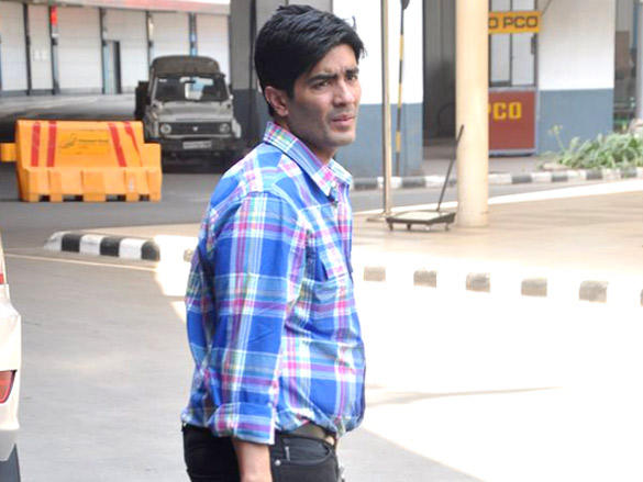 Manish Malhotra Snapped at The Airport