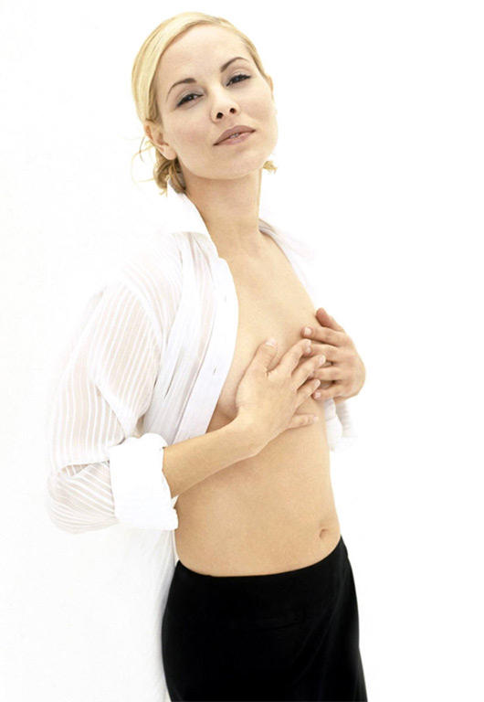 Maria Bello Without Dress Still