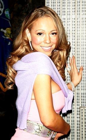 Mariah Carey Latest Gorgeous Face Still