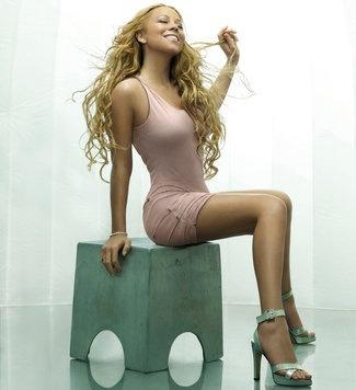 Mariah Carey Sexy Photo Shoot