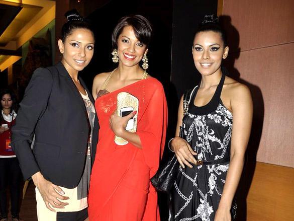 Mugdha Godse at Lakme Fashion Week