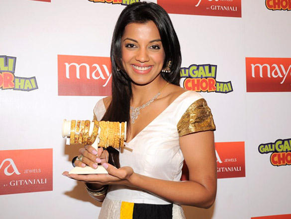 Mugdha Godse unveils Svarnamangal and Shagun Investment Plan
