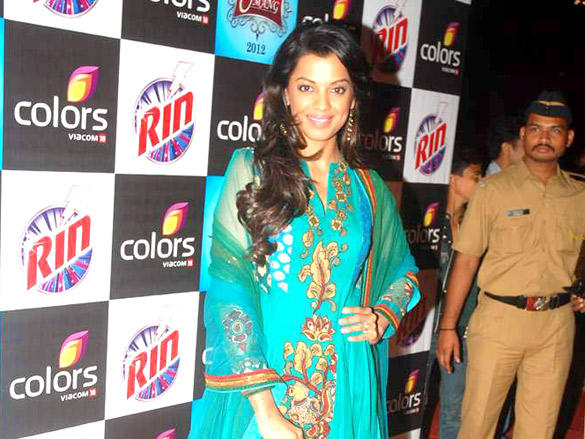 Mugdha Godse at Umang 2012