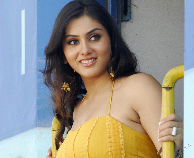 Namitha Beauty Smile Face Still