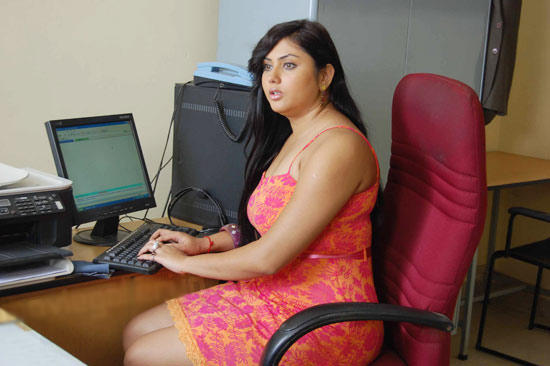Namitha I Love You Movie Still