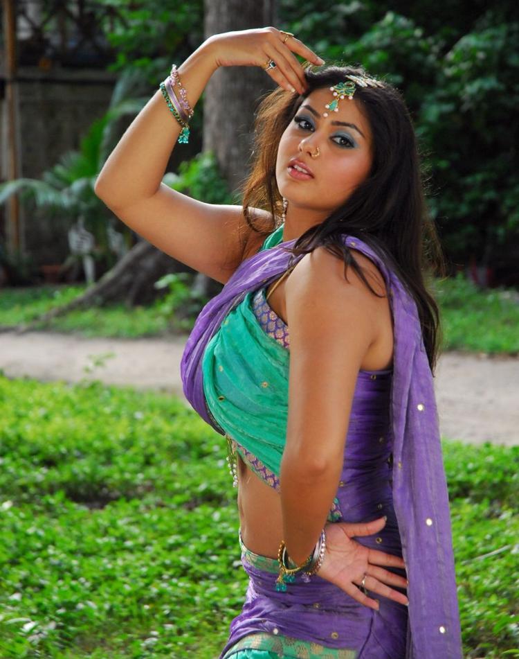 Namitha Spicy Dance Still