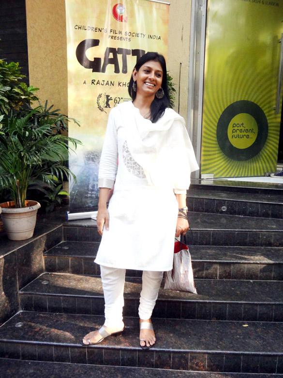 Nandita Das Grace Gattu Special Screening at Pixion