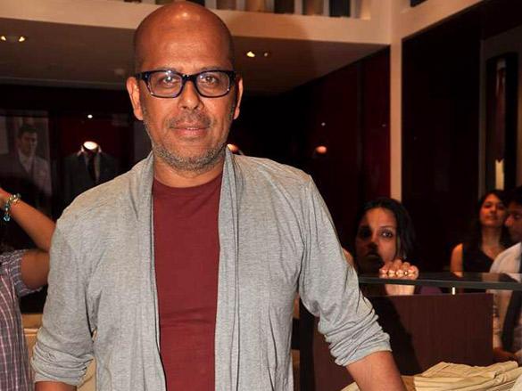 Narendra Kumar at Raymonds' new store